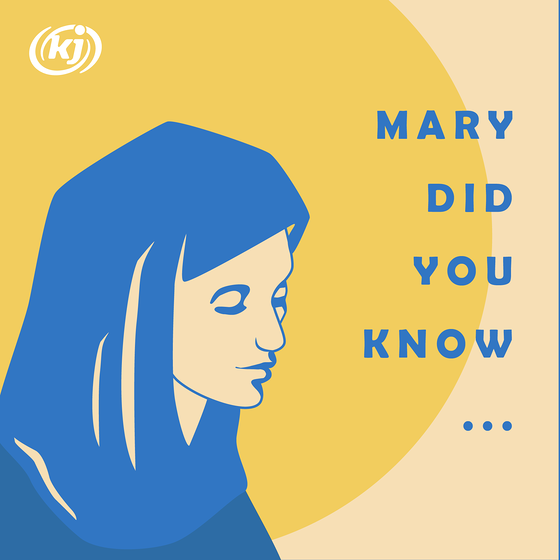 Mary, did you know...